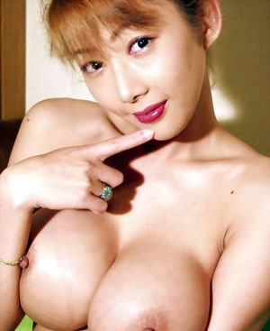 Huge-boobed japanese adult movie star Sakura Sena
