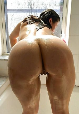 fat ass asian booty