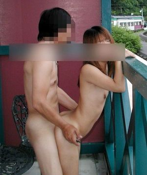 asian sex in public