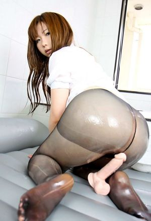 asian pantyhose foot