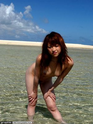 asian woman in bikinis
