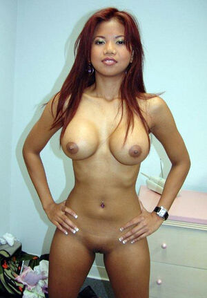 Popular Japanese model with huge fake breasts